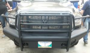 N-Fab Ram front bumper
