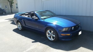mustang love the drive2