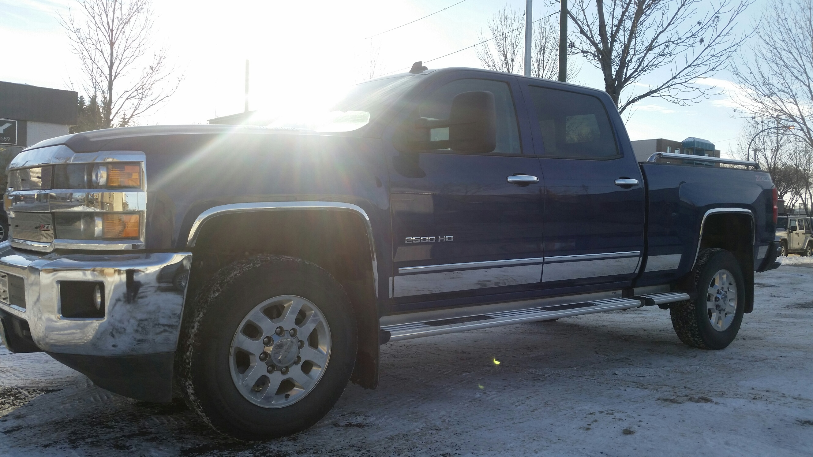 Pickup Truck Running Boards >> Chrome Accessories | Custom Auto & Truck Accessories | Brandon, Manitoba